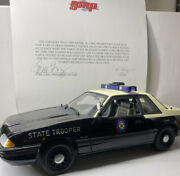 Gmp Sample 1992 Florida State Trooper Highway Patrol 1/18 Scale Very Rare