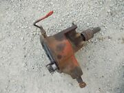 Allis Chalmers Ca Tractor Ac Original Pto Power Take Off Belt Pulley Assembly
