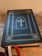 The Holy Bible King James Version Collector's Edition Easton Press