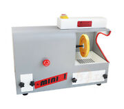 220v Table Top Polishing Buffing Motor Machine Dust Collector Jewelry Polisher