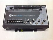 General Electric Multilin Epm 9650 Power Quality Meter Pl96500a1a10000
