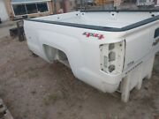 14 15 16 17 18 Chevy Silverado Truck Bed Long Box 8and039 2500 3500 2014 Up Gmc