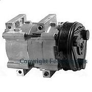 58144 4-seasons Four-seasons A/c Ac Compressor New With Clutch For Ford Escape