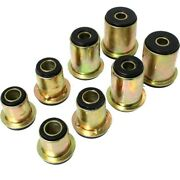 3.3105g Energy Susp 4-arm Set Control Arm Bushings Front New For Chevy Olds