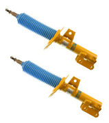 2 Bilstein B6 Left+right Front Shocks Absorber Struts For Hyundai Genesis Coupe