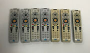 Lot Of 7 Direct Tv Remotes R6p.sum3 Tv Cable Box Controller Remote Control Used