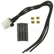 S-1785 Hvac Blower Motor Resistor Connector Front Or Rear New For Truck F-150