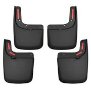 58476 Husky Liners Mud Flaps Set Of 4 Front And Rear Driver Passenger Side New