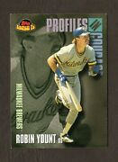 2001 Topps Profiles In Courage Card 14 Robin Yount Milwaukee Brewers F37950