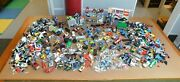 Huge Lot Of Misc. Lego City And Other Pieces Parts And Misc Characters 26 Lbs.