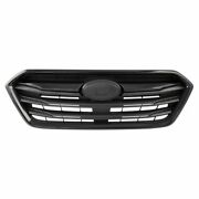Front Grille Assembly Black Trim Direct Fit For Subaru Legacy Brand New