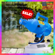 Electric Ulv Disinfectant Fogger Machine Bug/roach/insect Sanitizer Sprayer Usa