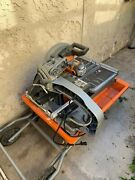Ridgid R4092 Wet Tile Saw With Stand 10in.