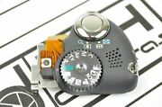 Canon Powershot A650 Is Top Cover Shutter Board Replacement Repair Part A2439