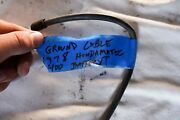 1978 Battery Ground Cable Hondamatic 400 Hawk Motorcycle