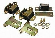 Motor And Trans Mount Kit Energy Suspension 3.1122g