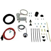25854 Air Lift Kit Suspension Compressor New For Chevy Express Van Suburban