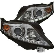 111323 Anzo Headlight Lamp Driver And Passenger Side New Lh Rh For Lexus Rx350
