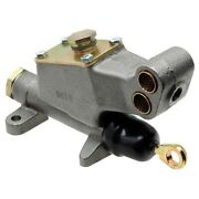 18m988 Ac Delco Brake Master Cylinder New For Chevy 2-10 Series Bel Air Catalina