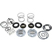 Yhc70001 Yukon Gear And Axle Set Of 2 Locking Hubs Front New For Chevy F-250 Pair