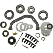 Yk Tacoma-loc Yukon Gear And Axle Differential Installation Kit Rear New For T100