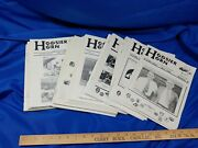 34 Lot Hoosier Horn Classic Car Club Of American Indiana Magazine Antique Auto