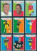1965 Topps Cfl Football Complete 132 Card Set Ron Lancaster Mosca George Reed Rc