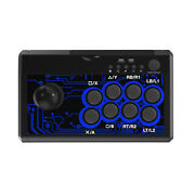 7 In1 Wired Games Rocker Arcade Joystick For Switch/ps4/ps3/xbox One/pc/android