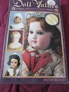 Patsy Moyer Doll Values Antique To Modern 3rd Edition