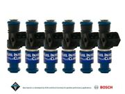 Fic Fuel Injector Clinic 1650cc Injectors - High-z For R35 Gt-r Is188-1650h