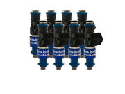 Fic Fuel Injector Clinic 1200cc Injectors - High-z For Chevy Ls2 Is302-1200h