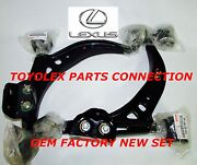 New Genuine Lexus Sc300 Sc400 92 - 96 Factory Oem Rh And Lh Lower Control Arms