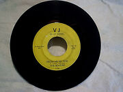 1964 The Beatles-from Me To Youside 2 On Both Sidesv J Labelrare 45 Rpmgil.