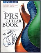 The Prs Guitar Book A Complete History Of Paul Reed Smith Guitars Burrluck, D