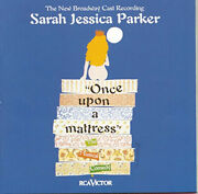 Once Upon A Mattress 1997 Broadway Revival Cast Rodgers Mary [performer] B