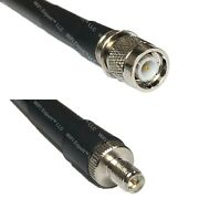 Lmr400uf Tnc Male To Rp-sma Female Coaxial Rf Cable Usa-ship Lot