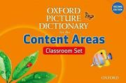Oxford Picture Dictionary For The Content Areas English/spanish Dictionary [oxfo
