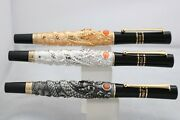 Jinhao No. 665 Fine Fountain Pens 3 Finishes Uk Seller