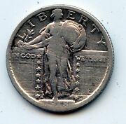1918-s Standing Liberty Quarter See Promo