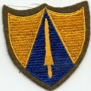 Wwii 65th Cavalry Division Woolie Patch