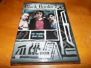 Black Books 2 Complete 2nd Series Second Season Bbc Tv Television New And Sealed