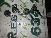 1965 Ford Mustang Lh And Rh Interior Door Handles And Window Cranks