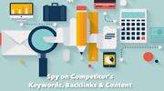 Do Seo Competitor Analysis Keyword Research Backlinks- Basic Package