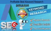 Do Seo Keyword Research Competitor Analyse And Backlinks- Standard Package