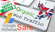 Send Keyword Target Uk Website Traffic With Low Bounce Rate For 30 Days Baisc