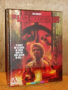 The Last House On The Left Blu-ray/dvd, 2018, 3-disc Limited Ed New David Hess