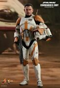 Hot Toys 1/6 Commander Cody Star Warsepisode Iii Revenge Of The Sith Model Toy