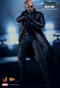 1/6 Hot Toys Mms169 Marvel The Avengers Nick Fury Movie Action Figure