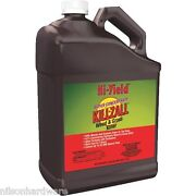 4 Pk Hi-yield 1 Gal Killzall Weed And Grass Killer Concentrate W/surfactant 33693