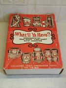 Vintage Barware Set Whatand039ll You Have Character Shot Glass Or Jiggers Nos